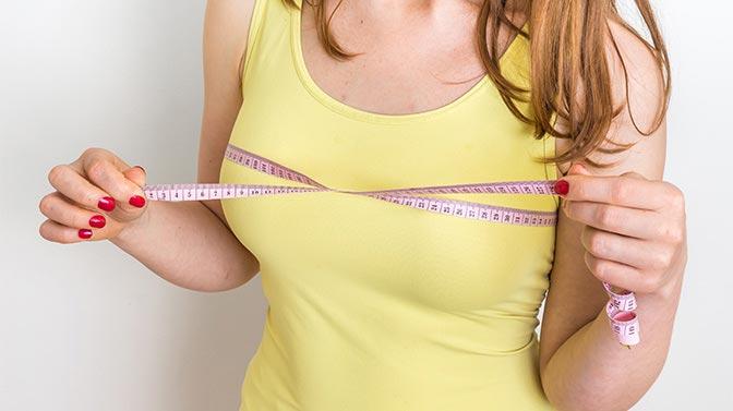 ¿Realmente funcionan los remedios caseros para aumentar los senos?