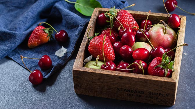 Frutas para aumentar el tamaño de los pechos
