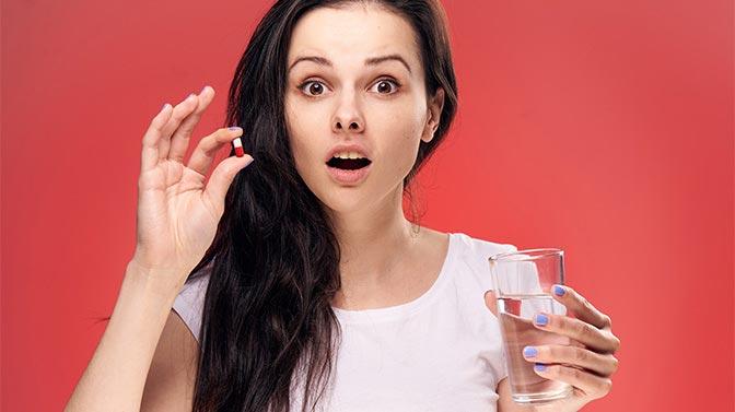 Aumento de senos con anticonceptivos: el secreto